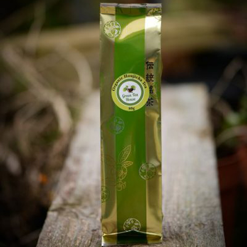 80g Organic Houjicha Tea