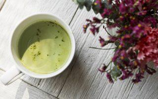 Organic Matcha Green Tea Powder VS Green Tea